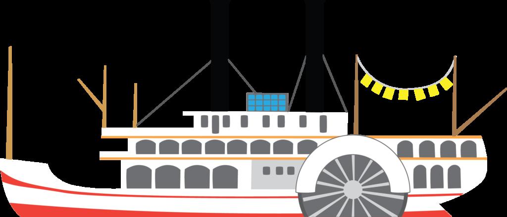 SafeCam Nola Steam Boat