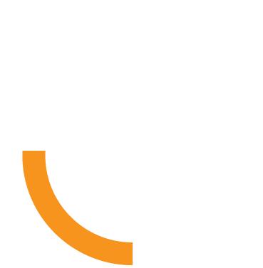 SafeCam Nola Orange Clock
